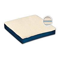 🔝 Ортопедическая подушка, для водителя, Forever Comfy (44x33x6),это, подушка для машины | 🎁%🚚