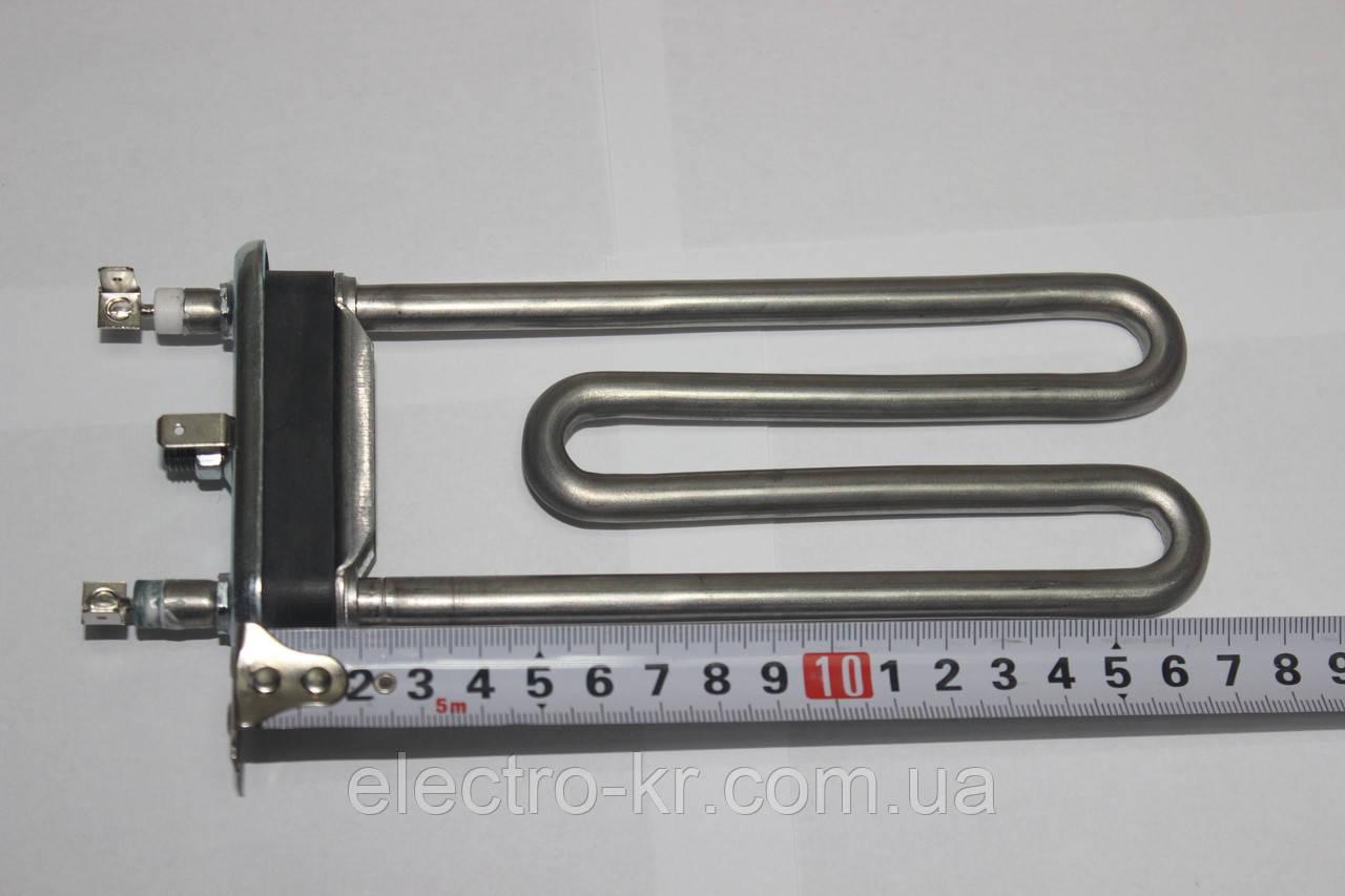 Тэн KAWAI 1700вт / L=170мм (с отверствием под датчик) на стиральную машину Indesit
