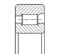 Подшипник 12204 Л (NF204 МРВ)