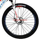"""Горный велосипед Kinetic Vesta 27.5 дюймов 15,5"""" белый, фото 3"""