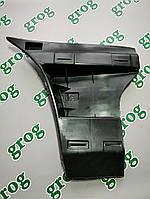 Кронштейн накладки переднего бампера широкий правый Нексия 96 (N-100) grog Корея 96176264, PZ-NX-1202