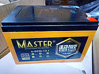 Тяговый аккумулятор Bossman Master 6DZM13.1 - GEL 12V 13.1Ah