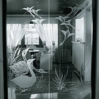 Художественное оформление стекла и зеркал