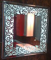 Пескоструйная обработка стекла и зеркал