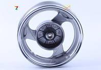 Диск задний литой 12*3,5 (19 шлицов, барабан.тормоз) на 125/150CC /китайский скутер мопед / кутайского скутера мопеда / китайскому скутеру мопеду