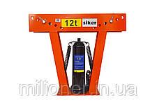 Трубогиб гидравлический Siker 12 т + 6 профилей, фото 3