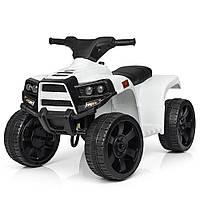 Детский квадроцикл M 3893L-1 белый Гарантия качества Быстрая доставка