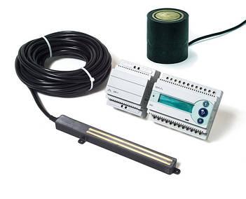 Управління - терморегулятори і мініметеостанціі