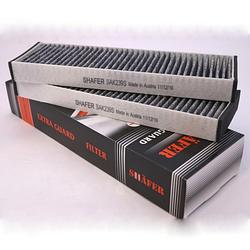 Салонный фильтр Transporter T5 Транспортер Т5 (2003-) Угольный , 7H0819631A. SHAFER Австрия