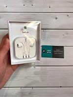 NEW! EarPods. Наушники Apple на iphone 5/5s/SE/6/6s. МАГАЗИН! на айфон