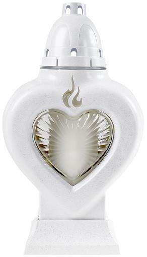 Лампион белый Bispol 4 дня 26,5 см (4018-090)