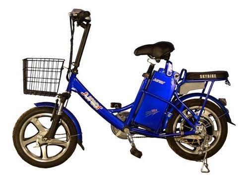 Компактный электровелосипед для школьников Skybike Junior