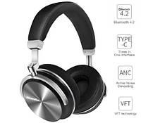 Bluedio T4S беспроводные Bluetooth 4.2 + Type C наушники Оригинал!
