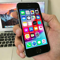 IPhone 5S Space Gray 16Gb (Айфон 5с 16Гб Чорний) Neverlock