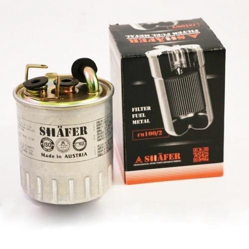 Топливный фильтр Mercedes Sprinter Мерседес Спринтер CDI (2004 г.в.-) (под датчик воды) / A6420920701. SHAFER
