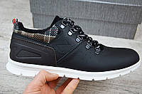 Мужские кожаные кроссовки Zangak Размеры ► [40,42,43,45], фото 1