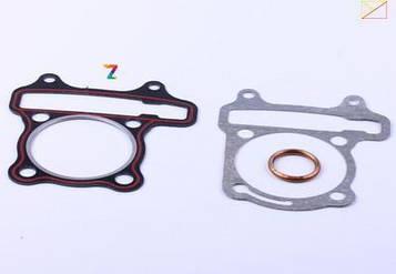 Прокладка цилиндра (+ кольцо глушителя) - 125CC