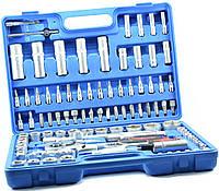 🔝 Набор инструментов 108 предметов, Extra EX-8038, автоинструмент | 🎁%🚚