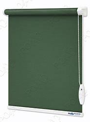 Ролети Тканинні Каміла Темно-зелені