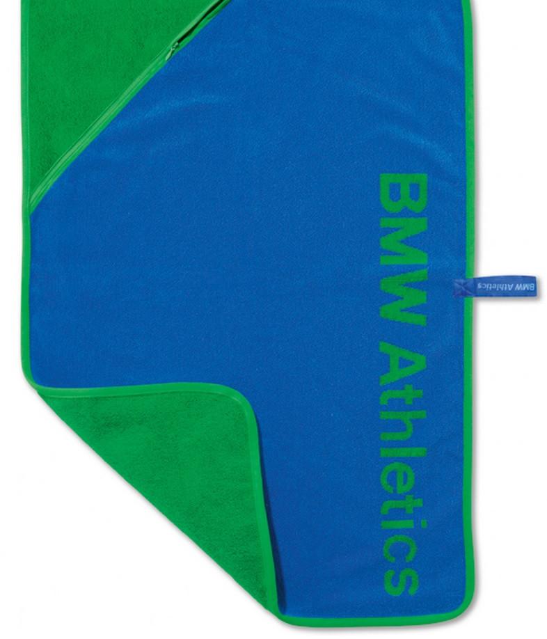 Спортивное полотенце BMW Athletics Functional Towel (80232361135)