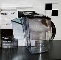 Фильтр кувшин для воды ZENET