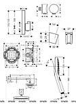 Душевая система Hansgrohe Raindance Select E 27296000, фото 6