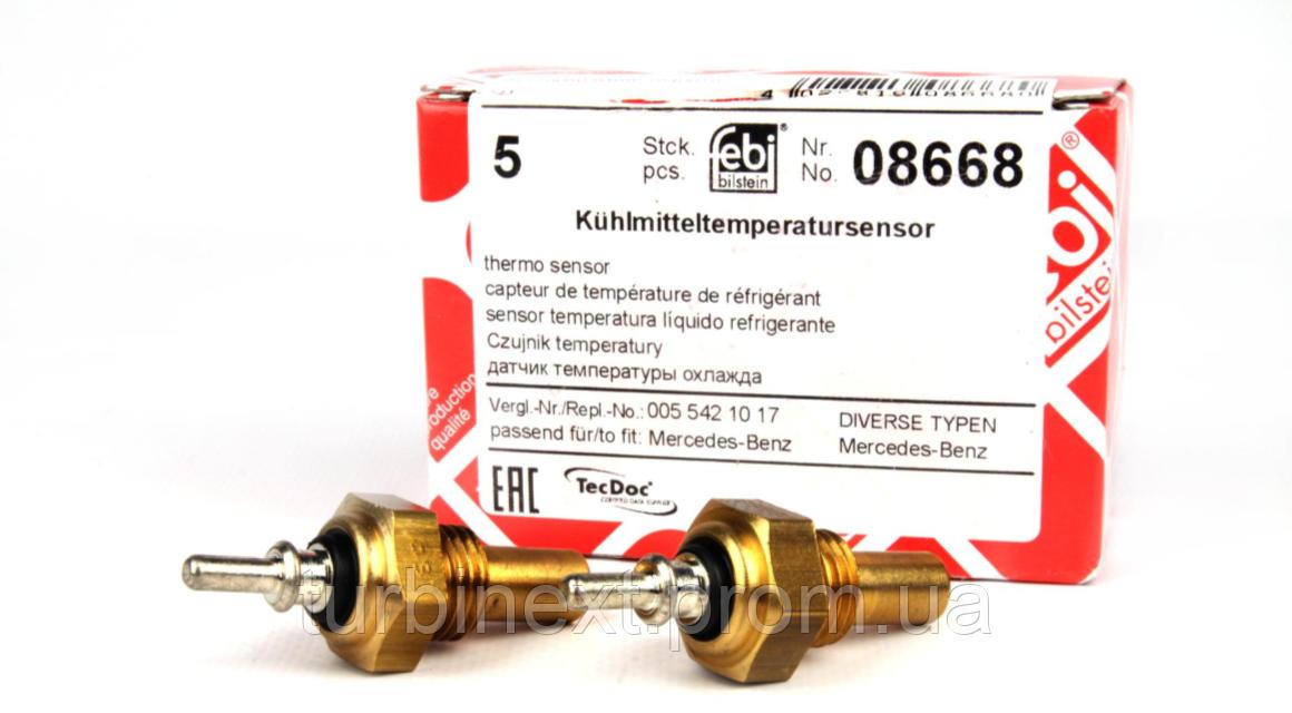 Датчик температуры охлаждающей жидкости MB OM602 FEBI BILSTEIN 08668