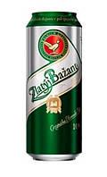 Пиво Zlaty Bazant. Светлое 0,5л