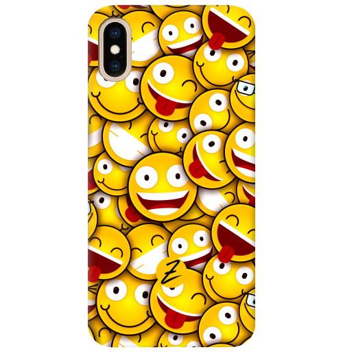Чехол для iPhone Smilies
