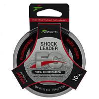 Флюорокарбон Intech Shock Leader 10m от 0.123mm до 0.852mm