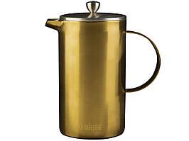 CT La Cafetière Edited Кофейник с двойной стенкой золотистого цвета (8 чашек)