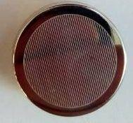 Кнопка V 18-2 никель