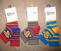 Р.22-24 ( 1-3 года ) Носочки для новорожденных Bross БАСКЕТБОЛ