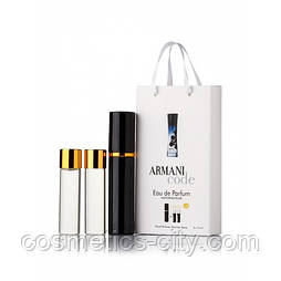 Мини-парфюм женский Giorgio Armani Armani Code women, 3х15 мл