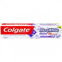 Зубная паста Colgate Max White Shine Crystal, 125 мл
