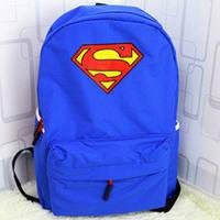 Рюкзак школьный Superman!!