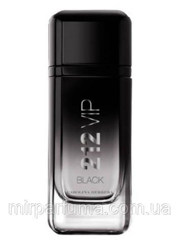 Парфюм мужской Carolina Herrera 212 VIP Black eau de toilette 100 ml tester, фото 2