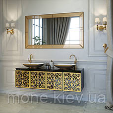 "Комплект мебели в ванную комнату ""Винсент"" (тумба+раковина + зеркало), фото 3"
