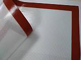 Коврик силиконовый для выпечки 40х60 см (армированный стекловолокном), фото 6