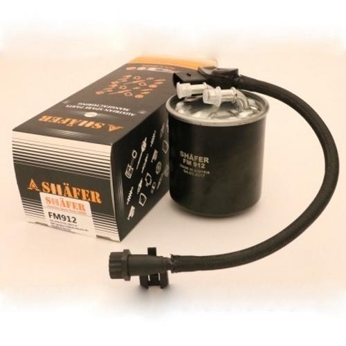 Топливный фильтр Volkswagen Caddy Кадди двиг.2,0 SDI (с-ма UFI) , 3C0127177. SHAFER Австрия