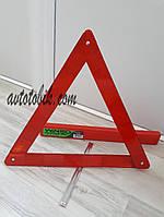 Знак аварийной остановки Winso (Винсо) 149300, пластиковая упаковка