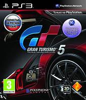 Gran Turismo 5 (русская версия) БУ