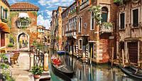 Фотоплитка Панно Венеция - керамическая плитка фреска Венеция