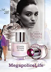 Женские духи Downtoun от Calvin Klein   (100 мл)      Кельвин Кляйн Даунтаун