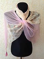 Красивый женский шарф 1886 (цв 9)