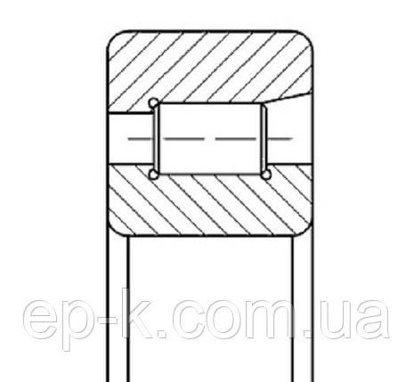 Подшипник 12309 (NF309), фото 2