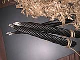 Набор черных восковых свечей для очистки, фото 3