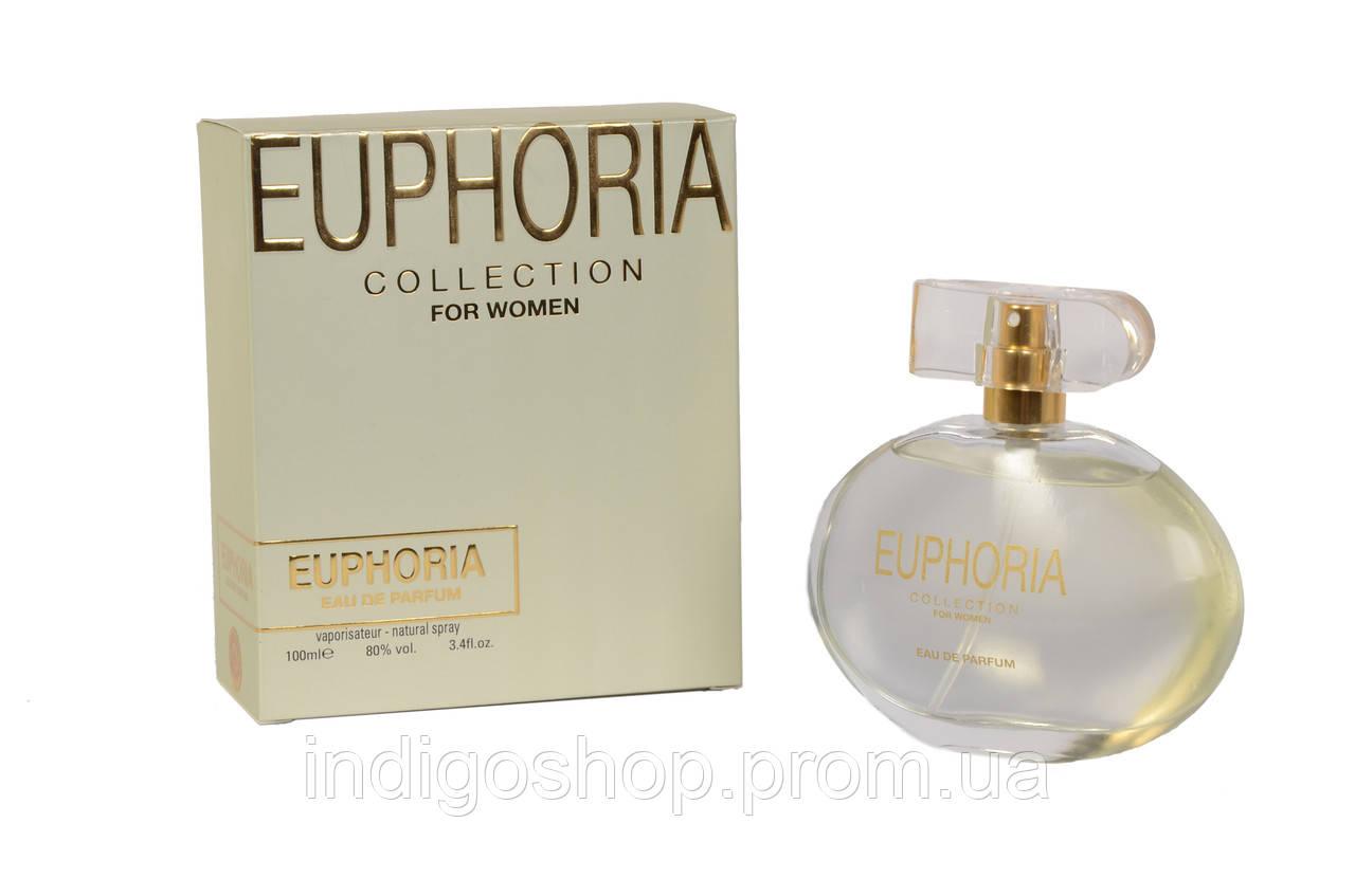 Духи Euphoria Collection №34 (аромат 212 VIP Club Edition women )  100 мл