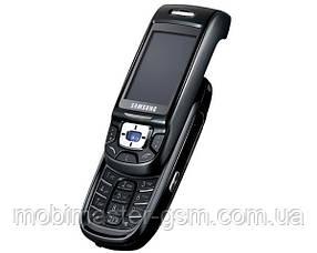 Корпус Samsung D500 черный