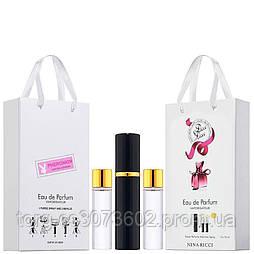 Мини-парфюм женский Nina Ricci Ricci Ricci, 3х15 мл